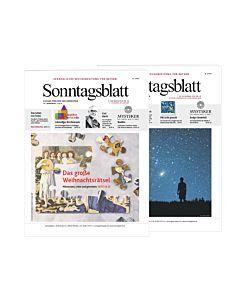 Sonntagsblatt Advent Kurzabo