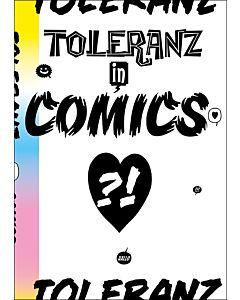 Toleranz in Comics und Graphic Novels