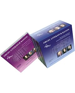 Orgel Literatur Kanon – CDs