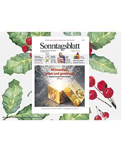 Sonntagsblatt Geschenk-Abo