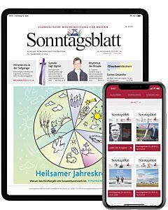 Digitales Sonntagsblatt Studenten-Abo