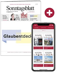 Kombi Sonntagsblatt Jahres-Abo