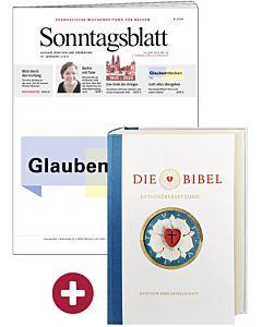 Sonntagsblatt Prämien-Abo