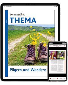 Pilgern und Wandern  DIGITAL