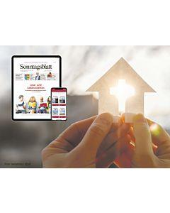 Digitales Sonntagsblatt zum Kennenlernen