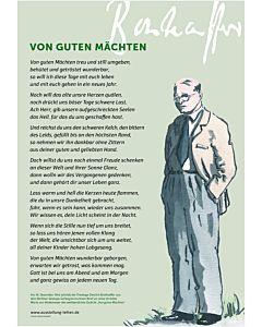 Bonhoeffer – Von guten Mächten – Poster